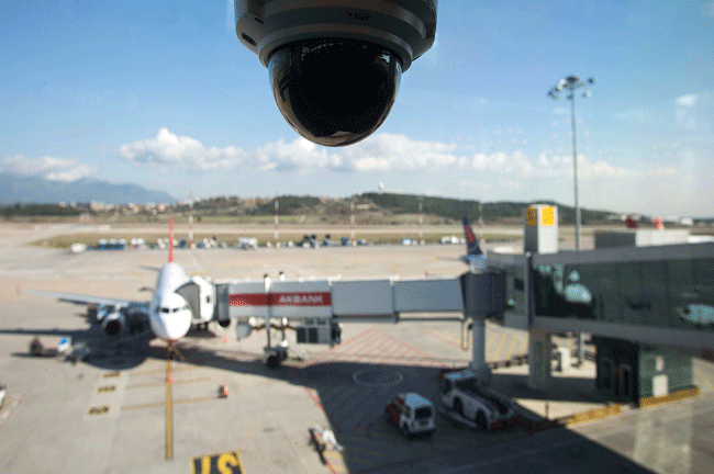 Izmir Security camera