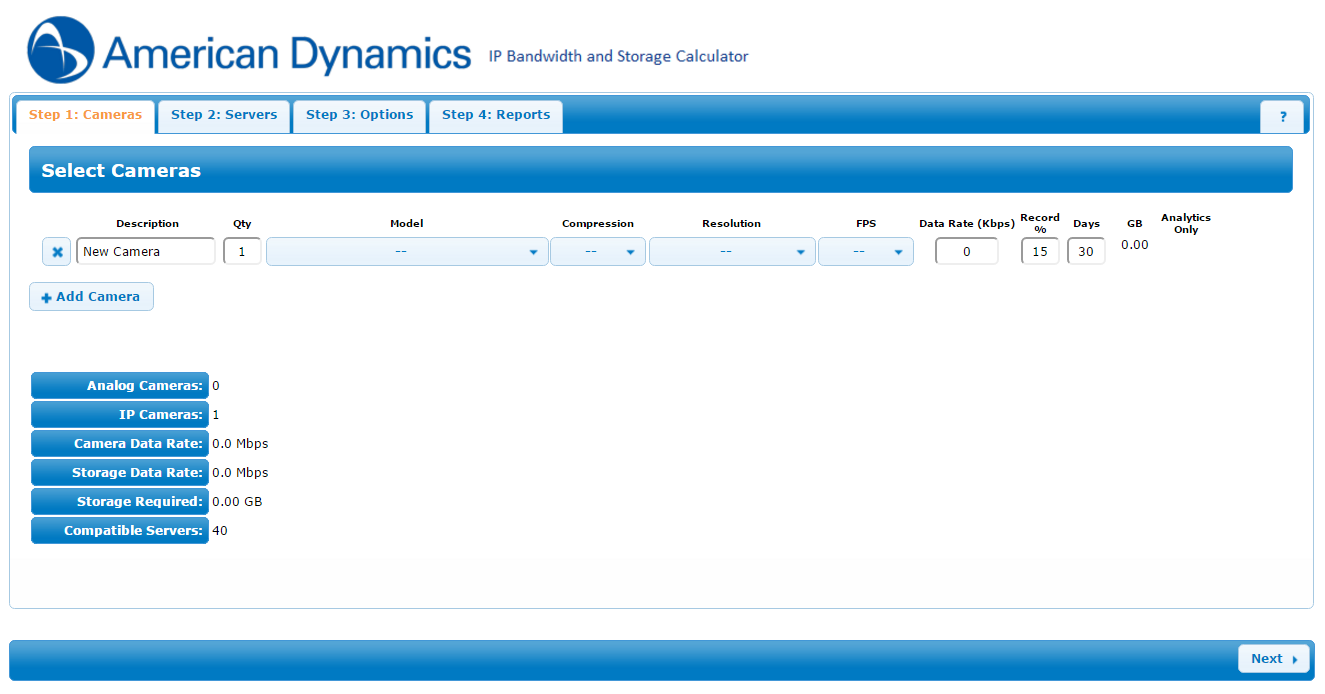 Videoedge american dynamics blog Calculating storage requirements