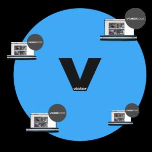 VideoEdge victor Centralized Licensing