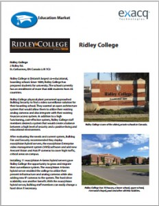 Read Ridley Case Study