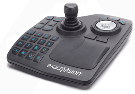 exacqVision Joystick