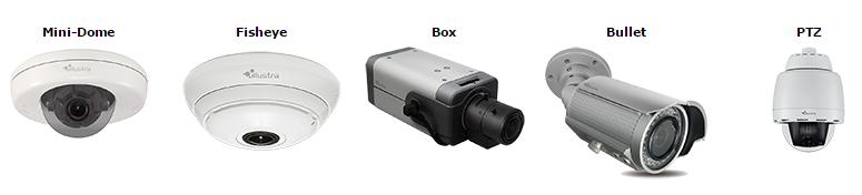 Illustra IP Cameras