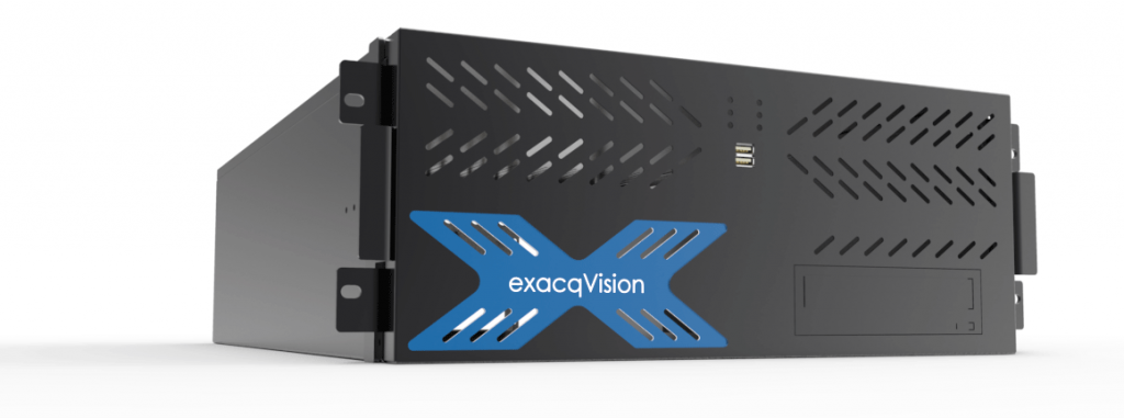 exacqVision A-Series NVR
