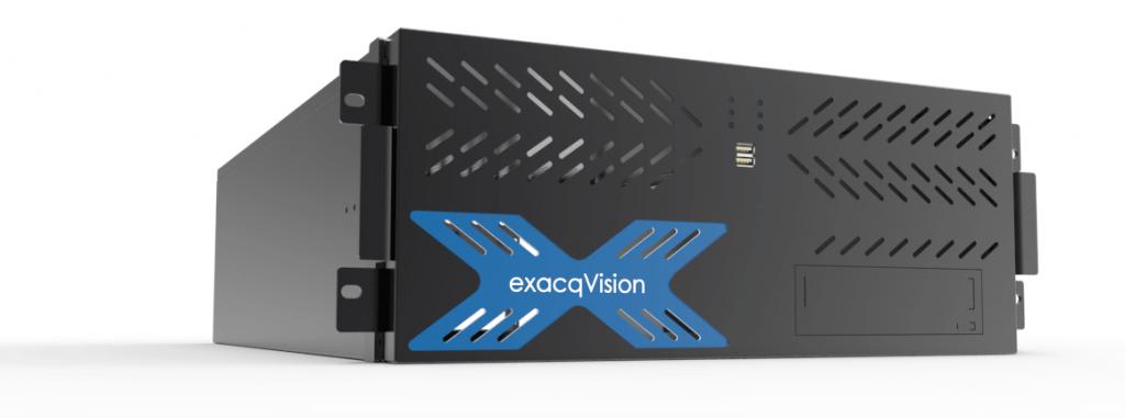exacqVision A-Series NVR