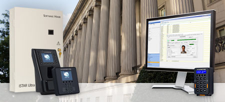 Software House Access Control Security Solutions   Software