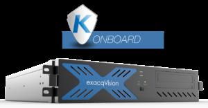 exacqVision Kantech Onboard