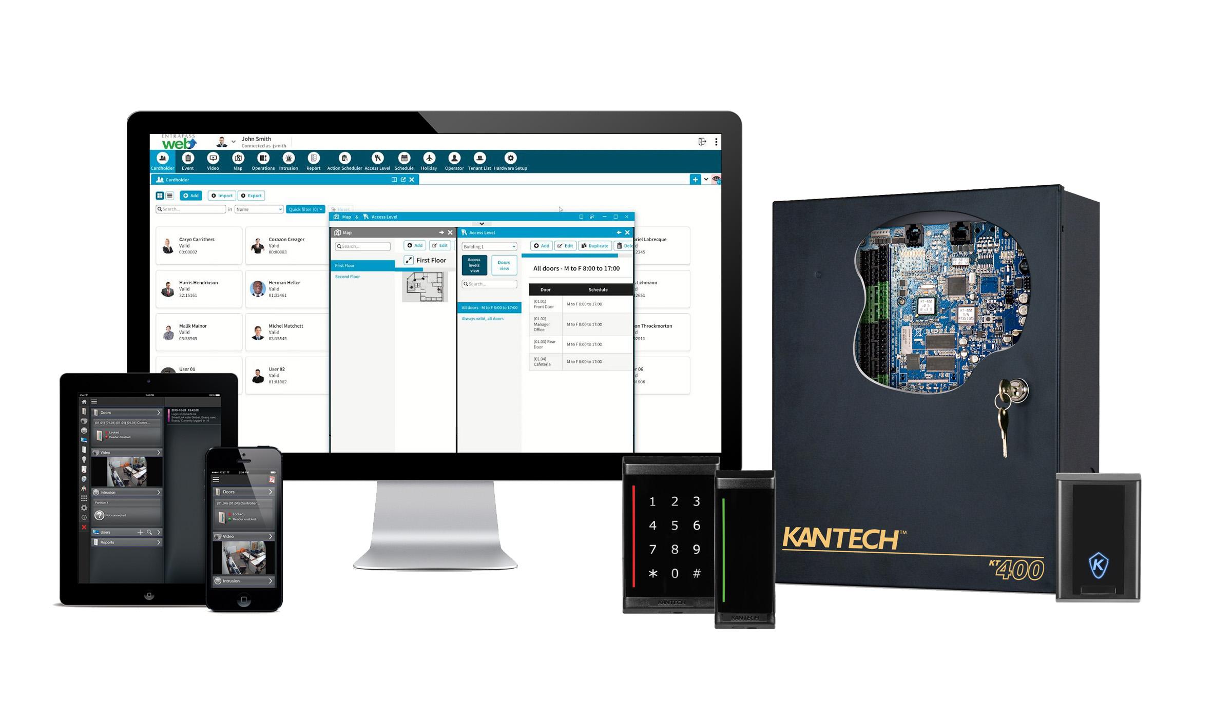 Access Control | Kantech Access Control on